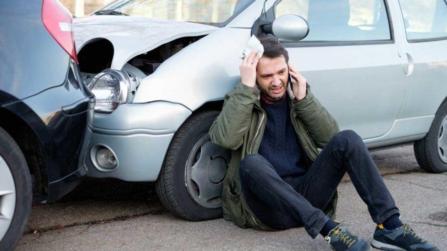 """Пример медицинской экспертизы """"Травма в автомобиле"""""""