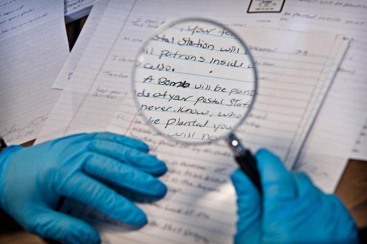 Вопросы по почерковедческой экспертизе