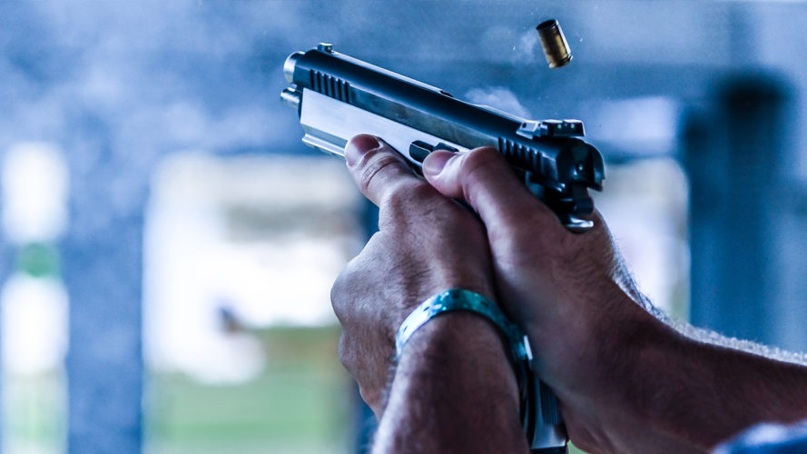 Судебно-медицинская экспертиза повреждений огнестрельным оружием