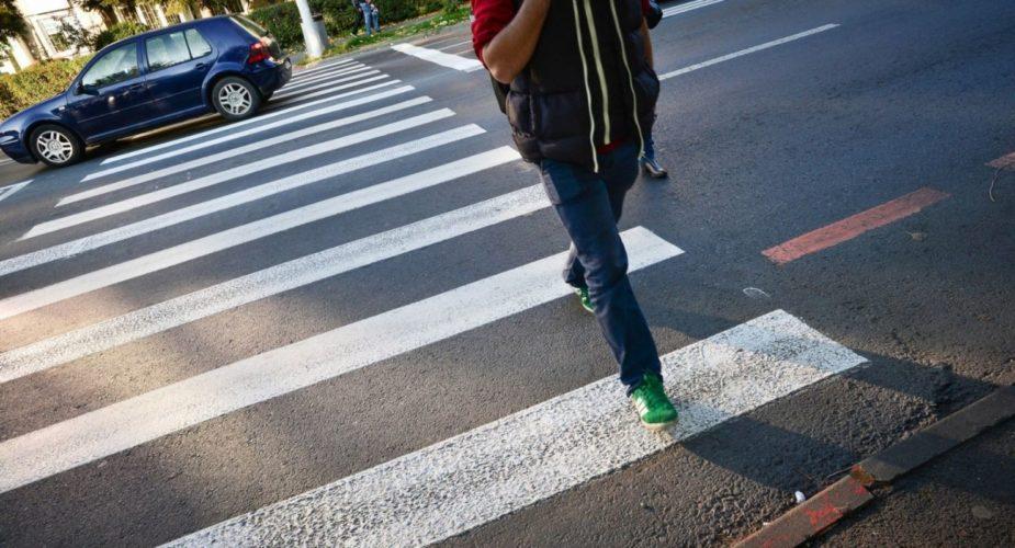 Пример автотехнической экспертизы (наезд на пешехода)
