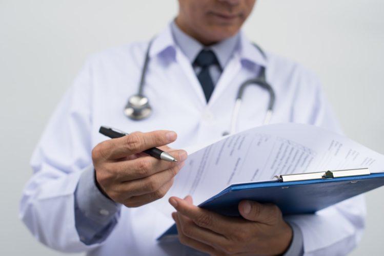 Пример медицинской экспертизы: Местоположение Водитель или пассажир 1