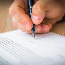 Рецензия на почерковедческое исследование